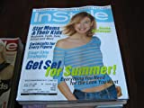 Instyle Magazine (RENEE ZELLWEGER , 15 Pages of Hollywood s Biggest Parties , Star Moms & Their Kids...Madonna , Faith , Sela , Gillian & More, May 2001)