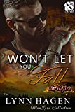 Won't Let You Fall [Wildfire 4] (Siren Publishing The Lynn Hagen ManLove Collection)
