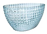 Guzzini Tiffany Collection Ice Bucket, 11-Inches by 7-1/2-Inches, Sea Blue