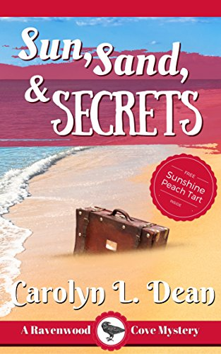 SUN SAND SECRETS Ravenwood Mystery ebook product image