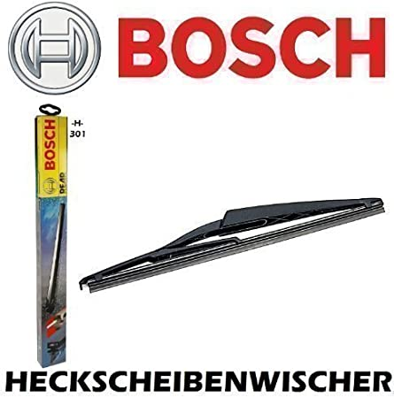 Bosch H352 Heck 350 Heckscheibenwischer Heckwischer Scheibenwischer Wischerblatt Wischblatt Flachbalkenwischer Scheibenwischerblatt Auto