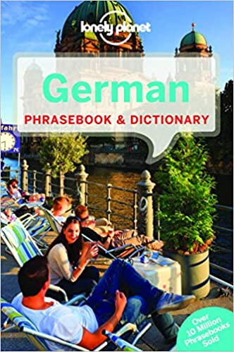 7th Edition Lonely Planet German Phrasebook /& Dictionary 7th Ed.
