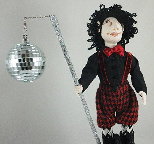 Handmade Doll OOAK Doll Cloth Doll Elf Ernie the Elf Art Doll Collector Doll