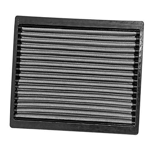 - K&N VF2022 Washable & Reusable Cabin Air Filter Cleans and Freshens Incoming Air for your Honda, Acura