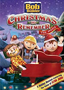 Amazon.com: Bob the Builder: Christmas to Remember - The Movie: Elton John, Noddy Holder, Chris ...