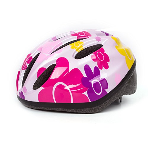 SUNVP Kids Toddler Bike Helmet Multi-sport Skateboarding Skating Cycling Scooter Safety Protect Gear Adjustable Bicycle Helmet for Boys Girls
