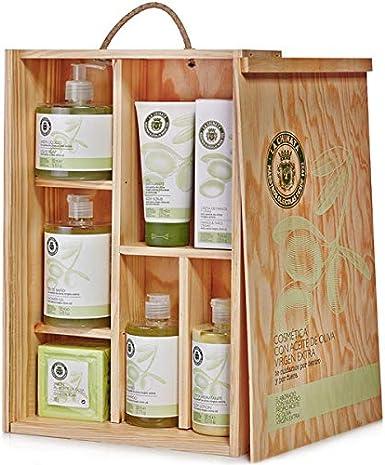 Estuche regalo cosmética madera: Amazon.es: Alimentación y bebidas