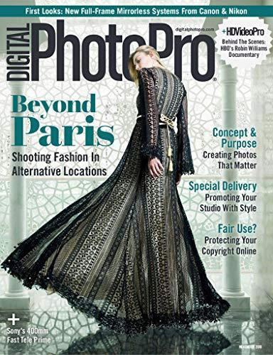 Magazines : Digital Photo Pro