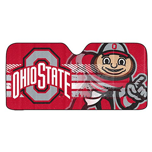 NCAA Ohio State Buckeyes Sun Shade