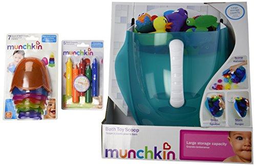 Munchkin Bath Toy Scoop Toys