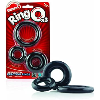 Screaming O RingO - Pack of 3