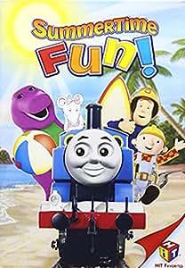 Barney: Summertime Fun
