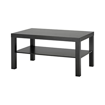 Bon IKEA Lack Coffee Table   Black/Brown