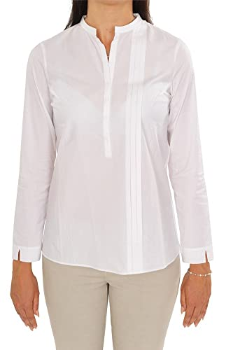 Brunello Cucinelli Blusa Mujer Blanco normal algodón casual M IT