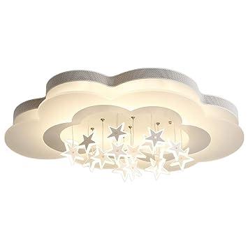 Amazon.com: WHLMDZI - Lámpara de techo de 37 W, 47 W, 90 W ...
