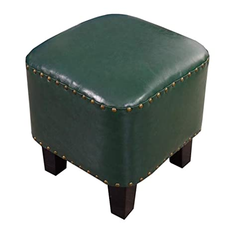 WYYY - Reposapiés para sillas, Marco de Madera, Asiento de ...