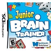 Junior Brain Trainer - Nintendo DS