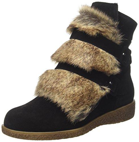 BATA 5936442, WoMen Boots Nero (Nero)