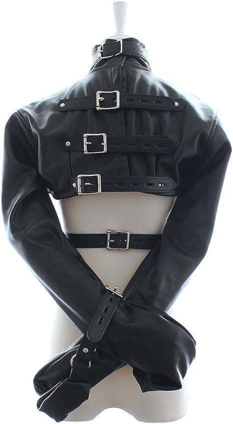 OnundOn Camisa de fuerza para juegos sexuales, para mujer, talla S ...