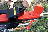 HEAVY DUTY ELECTRIC LOG SPLITTER 8TON HYDRAULIC WOOD TIMBER CUTTER AXE STAND & DUOBLADE FM16TW