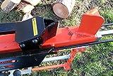 HEAVY DUTY ELECTRIC LOG SPLITTER 8TON HYDRAULIC WOOD TIMBER CUTTER AXE...