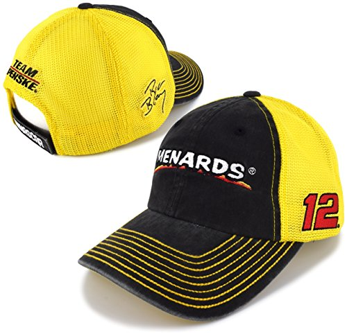 - Ryan Blaney #12 Menards Nascar 2018 Sponsor Trucker Mesh Hat / Cap