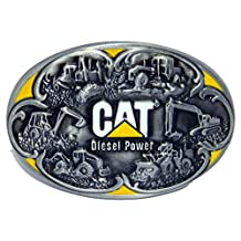 Cat Diesel Power Collector's Design New High Quality Belt Buckle. 3.25 by 2.25 inches. This item ships from Cornwall, Ontario, Canada.