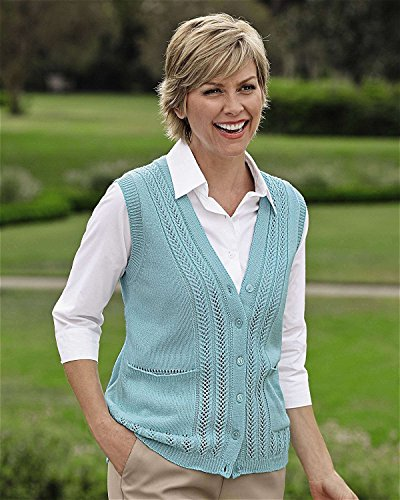 National Women's Sweater Vest