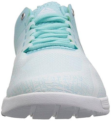 Sh Blue Running Grace Cool White Shoe TR Crossfit Lagoon Reebok Women's 6AxqTqv