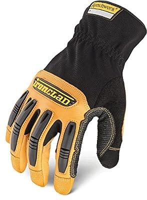 Ironclad RWG2-04-L Ranchworx Glove, Large