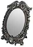 Alchemy Gothic Masque of the Black Rose Decorative Article Table Mirror – Standard For Sale