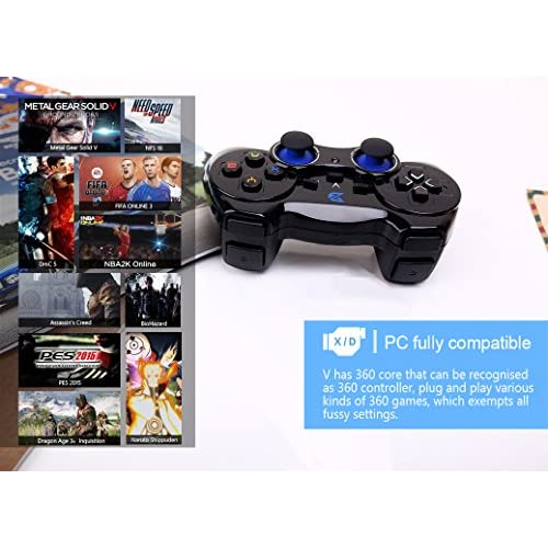 hot sale ZD V 2 4Ghz Wireless Controller For PC(Windows XP/7/8/8 1