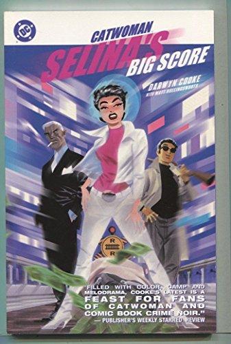 Catwoman:Selina's Big Score 2002 TPB DC Comics CBX15A