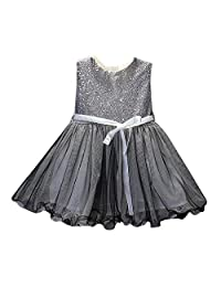 Mapletop Sequins Girls' Dress Princess Tutu Dresses for Little Girls