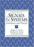 img - for Signals and Systems: Continuous and Discrete by Rodger E. Ziemer (1998-02-10) book / textbook / text book