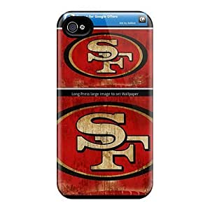 Forever Collectibles San Francisco 49ers Hard Snap-on For SamSung Galaxy S5 Case Cover plus Cases