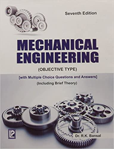 Objective Book For Mechanical Engineering