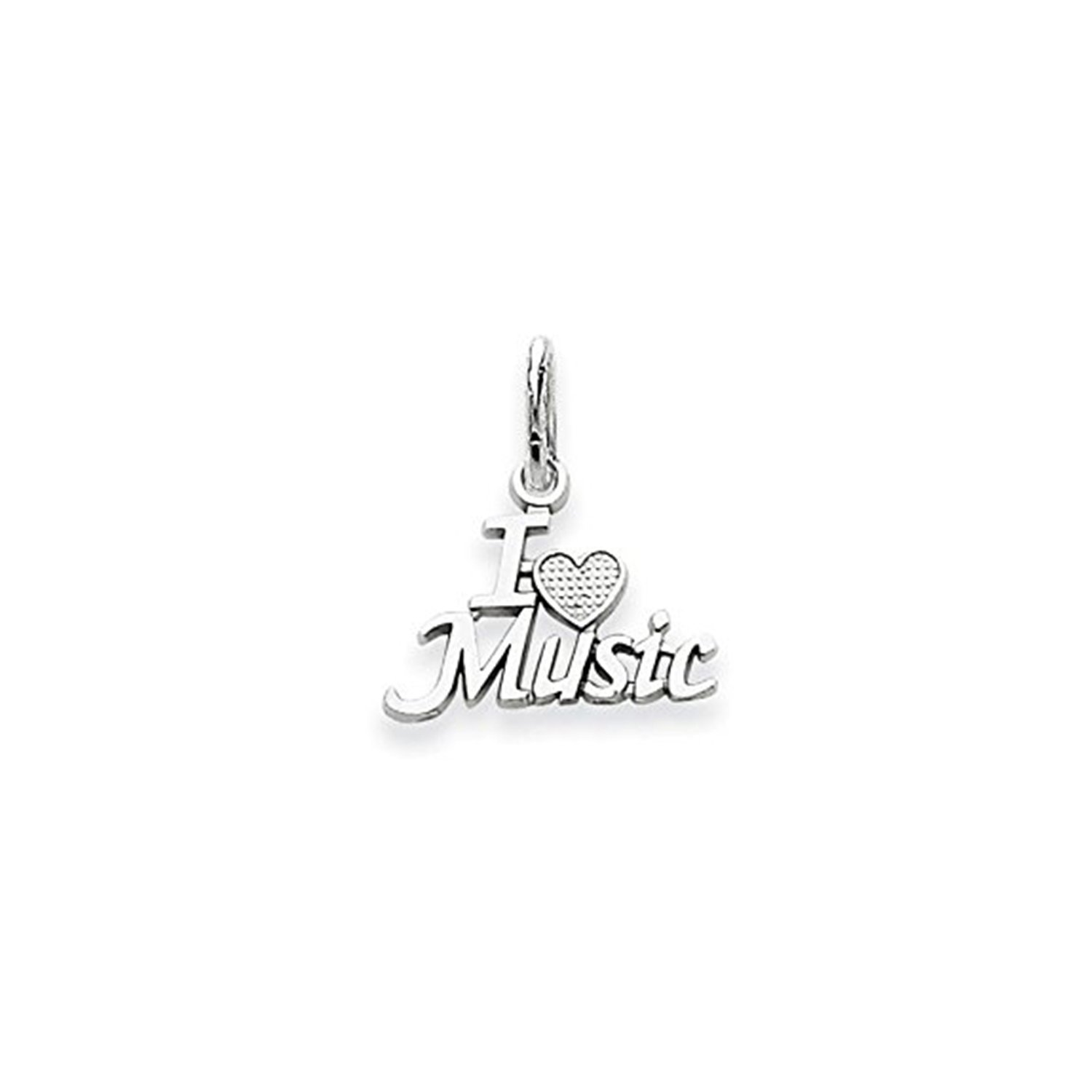 Suhana Jewellery Simulated Diamond Studded Musical Sign Pendant Necklace in 14K Yellow Gold Plated With Box Chain