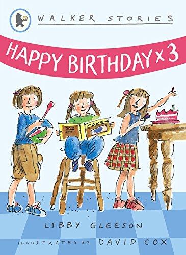 Download Happy Birthday x3 (Walker Stories) pdf epub