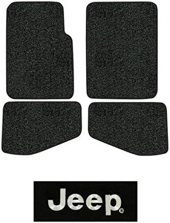 FITS 1997-2001 Jeep Cherokee Floor Mat 4pc Cutpile