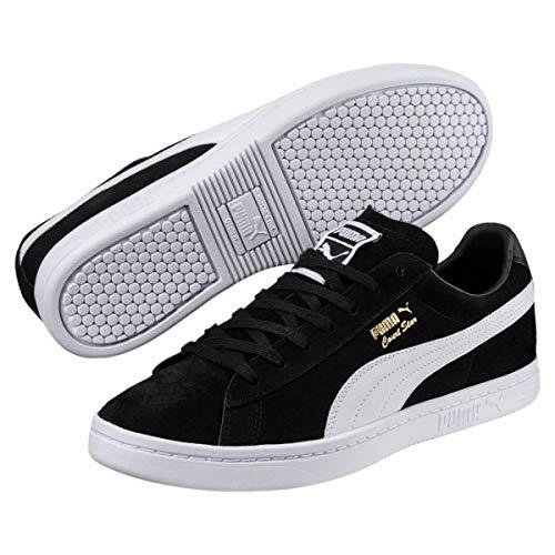 Puma Unisex-Erwachsene Court Star Fs Sneaker, Puma Black-puma White