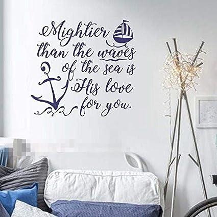 Citazione Wall Sticker Adesivo Da Muro Adesivi Murali Frasi