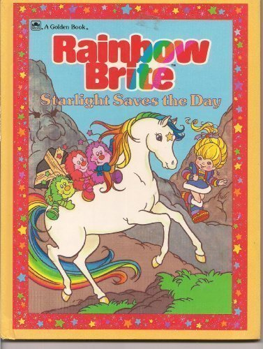 Starlight Saves the Day (Rainbow Brite Storybooks) by Jean Lewis - Shopping Mall Rockford