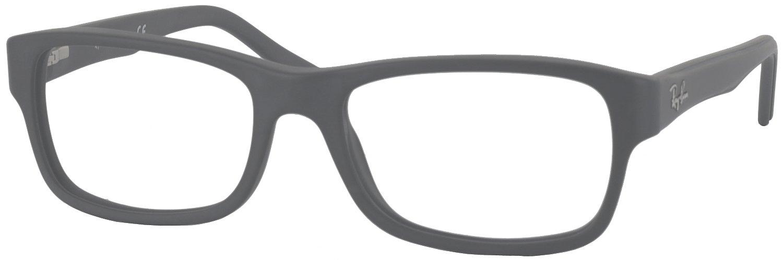 415bb8ce4164f Amazon.com  Ray-Ban 5268 Progressive No Line Bifocal Designer Reading  Glasses  Health   Personal Care
