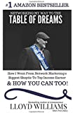 Table Of Dreams: How I Went From Network Marketing's Biggest Skeptic To Top Income Earner & HOW YOU CAN TOO!