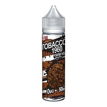 Romance e Liquid Vape Juice 10 fantásticos sabores ricos 50ML 0MG 50/50 PG/VG, sin nicotina (ice Menthol): Amazon.es: Salud y cuidado personal