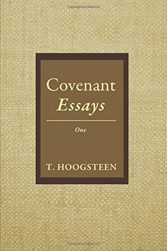 Download Covenant Essays: One pdf