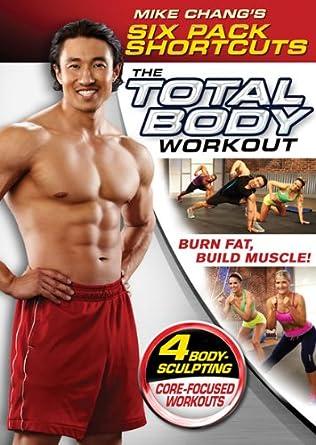Mike Changs Six Pack Shortcuts: Total Body Reino Unido DVD ...