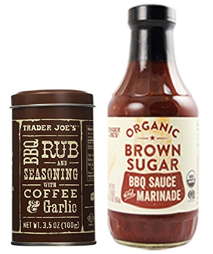 Trader Joe's - BBQ Rub and Seasoning with Coffee and Garlic