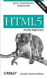 HTML5 Pocket Reference (Pocket Reference (O'Reilly))
